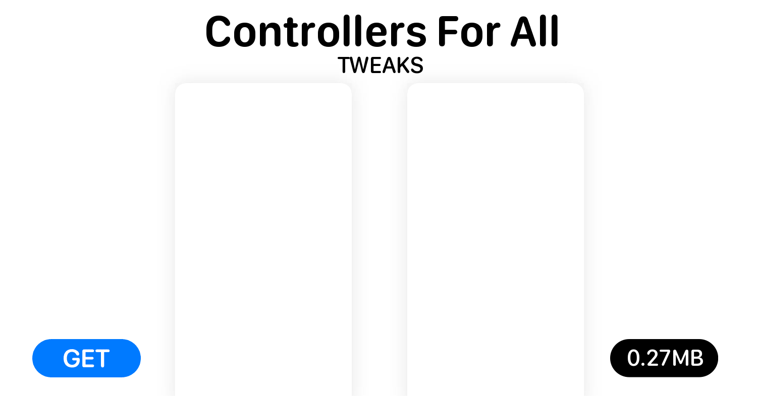 Controllers For All 1 7 4-1 - Free Tweaks for iOS on HackYouriPhone Repo